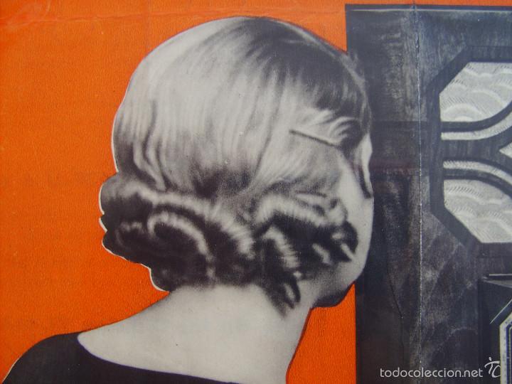 Radios antiguas: Cartel, poster radio Philips años 30 - Foto 4 - 58251473