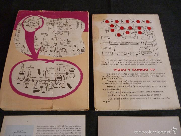 Radios antiguas: Lote libros Fernando estrada de tv y radio +publicidad - Foto 2 - 58580087