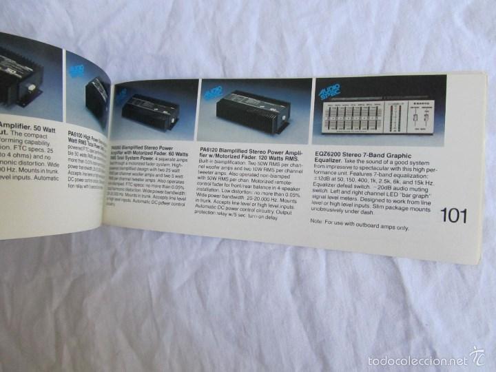 Radios antiguas: Catálogo general Sanyo 1980 - Foto 7 - 58642705