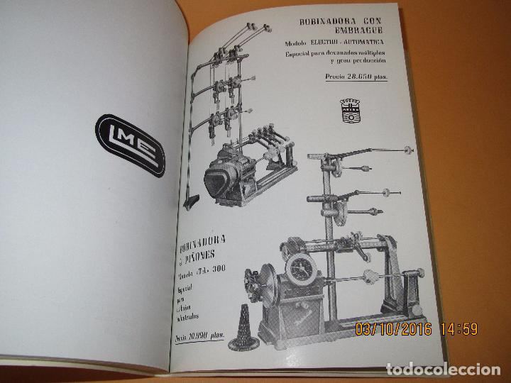 Radios antiguas: Catálogo Listín de Precios Componentes: Radio FM T.V. U.H.F. TRANSISTORES *RADIO CASTILLA* Año 1966 - Foto 3 - 62221860