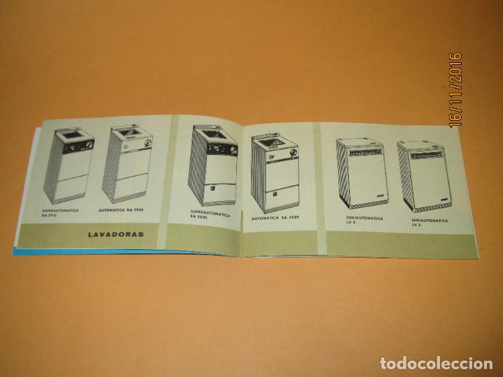 Radios antiguas: Antiguo Catalogo General de Electrodomésticos PHILIPS del Año 1965 Radios Tocadiscos Televisiones - Foto 9 - 67063438