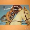 Radios antiguas: ANTIGUO CATÁLOGO DE SONIDO PHILIPS AÑO 1971 RADIOS TOCADISCOS EQUIPOS DE MÚSICA MAGNETÓFONOS. Lote 67063942