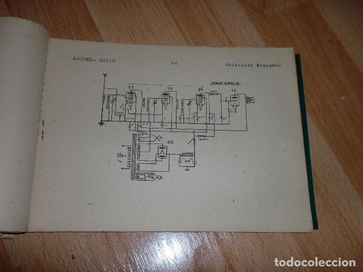 Radios antiguas: MATERIAL CURSO DE RADIO MAYMO - Foto 7 - 71038125