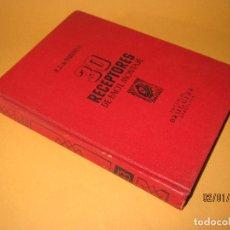 Radios antiguas: ANTIGUO LIBRO * 30 RECEPTORES DE FACIL MONTAJE* DE LA EDITORIAL BRUGUERA - AÑO 1944. Lote 71837919