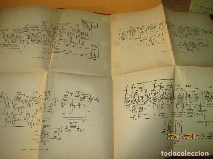 Radios antiguas: Antiguo Libro * 30 RECEPTORES DE FACIL MONTAJE* de la Editorial Bruguera - Año 1944 - Foto 2 - 71837919