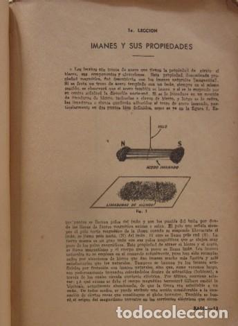 Radios antiguas: CURSO DE RADIO - EDITORIAL HOBBY, AÑO 1947 - Foto 2 - 72096259