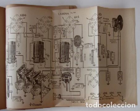 Radios antiguas: CURSO DE RADIO - EDITORIAL HOBBY, AÑO 1947 - Foto 7 - 72096259