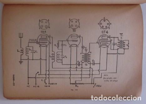 Radios antiguas: CURSO DE RADIO - EDITORIAL HOBBY, AÑO 1947 - Foto 8 - 72096259