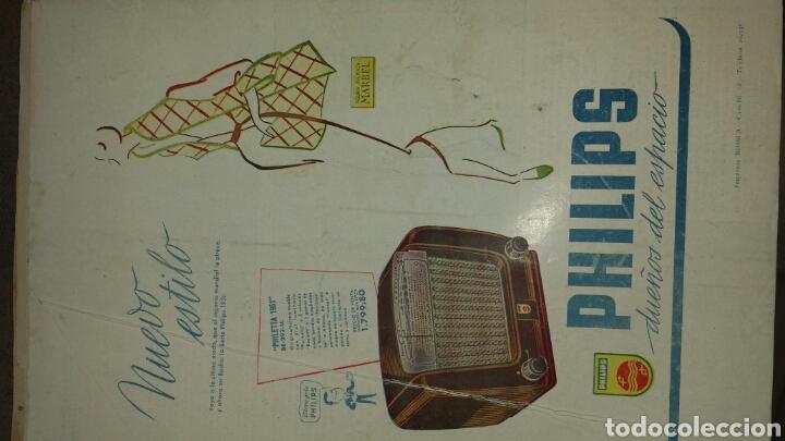 Radios antiguas: REVISTA DE RADIO SINTONIA- AÑO V AGOSTO 1951 N°102 - SALLY FORREST - Foto 4 - 76603250