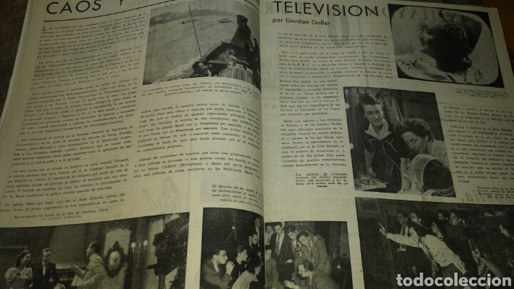 Radios antiguas: REVISTA DE RADIO SINTONIA -PASTORA PEÑA- 16 JUNIO 1950 AÑO IV N°74 - Foto 3 - 76604263