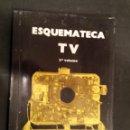 Radios antiguas: ESQUEMAS DE TELEVISORES - (ADMIRAL, AUTOVOX, BRAUN. EKCO, EMUD, GRUNDIG, IBERIA, INTER, MARCONI ETC.. Lote 76737419