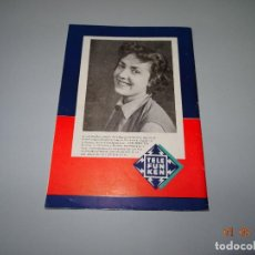 Radios antiguas: ANTIGUO REVISTA NOTICIARIO TELEFUNKEN Nº 46 DEL AÑO 1956. Lote 79174873