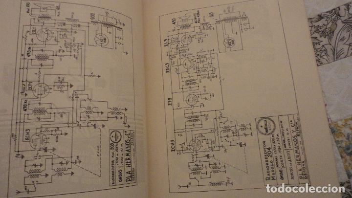 Radios antiguas: OPTIMUS RADIO.PLA HERMANOS Y Cia.GERONA.AMPLIFICADORES.ALTAVOCES.BOBINAS ETC.AÑOS 40 - Foto 8 - 79581893