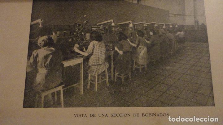 Radios antiguas: OPTIMUS RADIO.PLA HERMANOS Y Cia.GERONA.AMPLIFICADORES.ALTAVOCES.BOBINAS ETC.AÑOS 40 - Foto 17 - 79581893