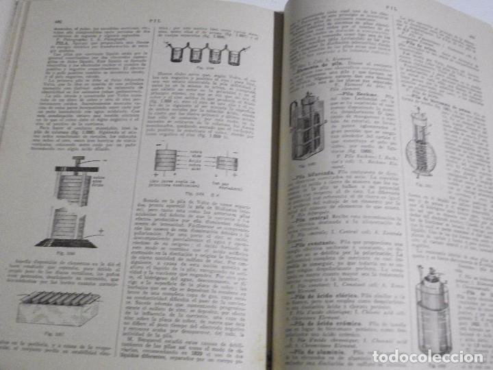 Radios antiguas: DICCIONARIO ENCICLOPEDICO DE RADIOELECTRICIDAD POR F. MAYMO GOMIS NUM 6 Y 7 - Foto 6 - 81013736