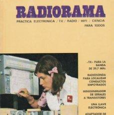 Radios antiguas: RADIORAMA Nº 82 - SEPTIEMBRE 1974. Lote 82872464