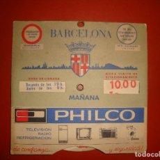 Radios antiguas: PHILCO. Lote 86670232