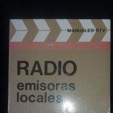 Radios antiguas - RADIO EMISORAS LOCALES.REDFERN.1984,170 PG ILUSTRADO RADIODIFUSION - 94314462