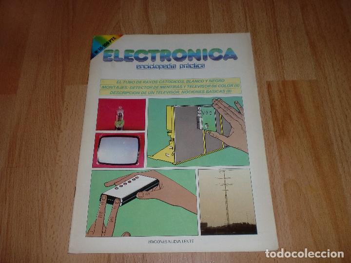 Radios antiguas: Electronica y microordenadores 46 numeros - Foto 2 - 97535991