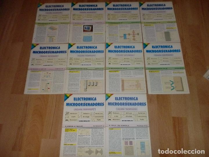 Radios antiguas: Electronica y microordenadores 46 numeros - Foto 8 - 97535991