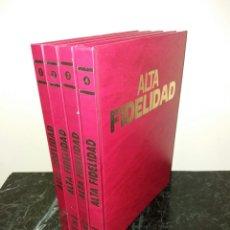 Radios antiguas - ALTA FIDELIDAD - NUEVA LENTE - 98991088