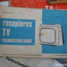 Radios antiguas: 80 ESQUEMAS TELEVISORES REPARADOR REPARACION TELEVISIONES ANTIGUOS RECEPTORES TV. Lote 99792515