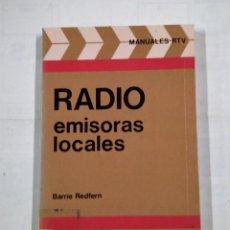 Radios antiguas: RADIO EMISORAS LOCALES. REDFERN BARRIE. TDK317. Lote 100140959