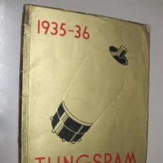 Radios antiguas - Tungsram Radio. Technische Mitteilungen 1935-1936. IV. August 1935 - 101358251