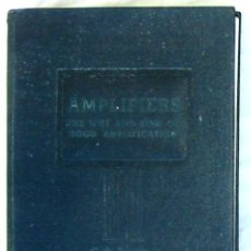 Radios antiguas: AMPLIFIERS - THE WHY AND HOW OF GOOD AMPLIFICATION - G. A. BRIGGS / H. H. GARNER 1952 - VER INDICE. Lote 103954367