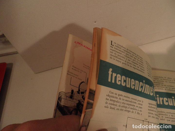 Radios antiguas: REVISTA RADIORAMA -OCTUBRE 1969 Nº 23- REVISTADE RADIO - Foto 2 - 104746367
