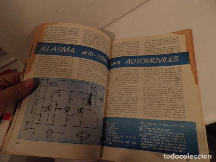 Radios antiguas: REVISTA RADIORAMA -OCTUBRE 1969 Nº 23- REVISTADE RADIO - Foto 4 - 104746367