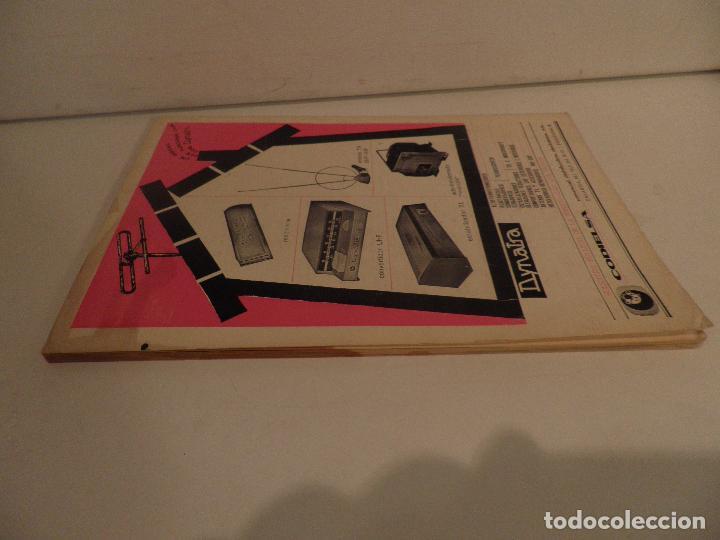 Radios antiguas: REVISTA RADIORAMA -OCTUBRE 1969 Nº 23- REVISTADE RADIO - Foto 10 - 104746367