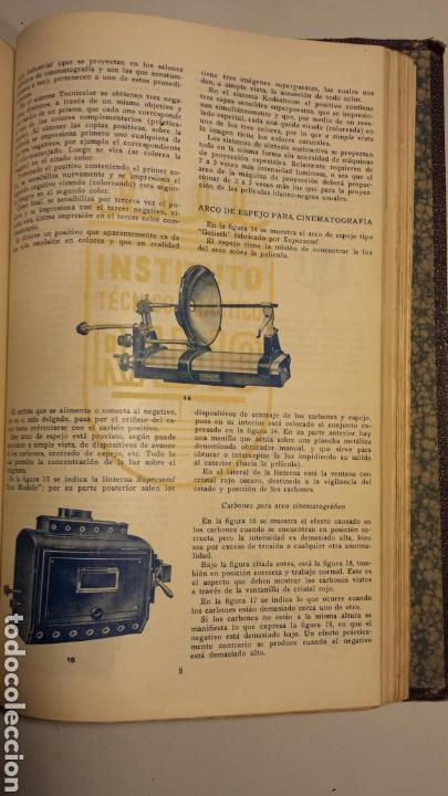 Radios antiguas: Instituto tecnico practico radio barcelona curso completo intepra años 40 galena TV - Foto 8 - 106078680