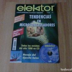Radios antiguas: ELEKTOR Nº294. Lote 107378983