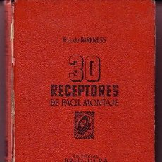 Radios antiguas - Libro 30 Receptores de facil montaje.1944 - 112723442