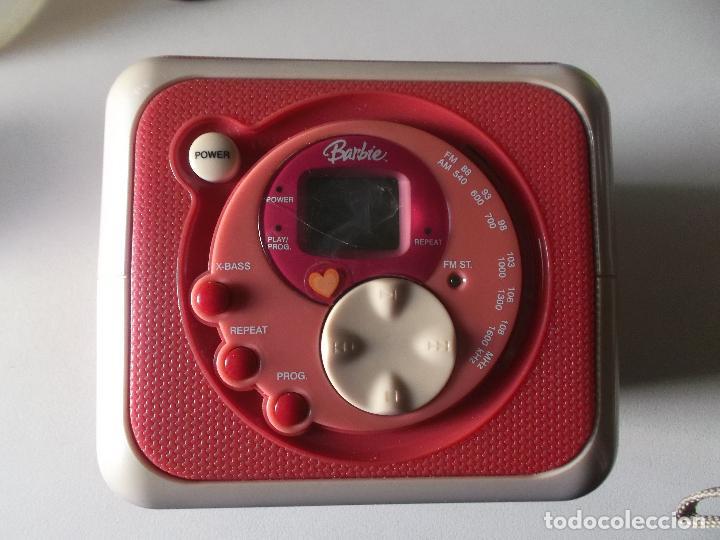 Radios antiguas: BARBIE, RADIO CD BARBIE, REVISAR - Foto 3 - 107788843