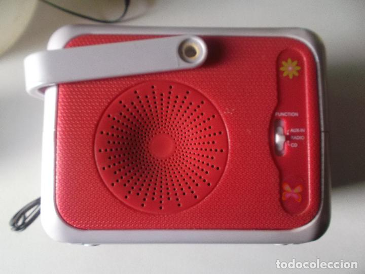 Radios antiguas: BARBIE, RADIO CD BARBIE, REVISAR - Foto 5 - 107788843