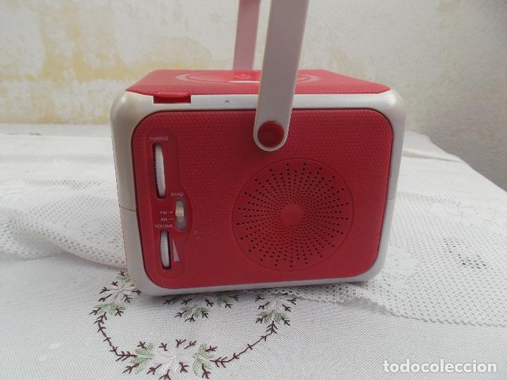 Radios antiguas: BARBIE, RADIO CD BARBIE, REVISAR - Foto 6 - 107788843