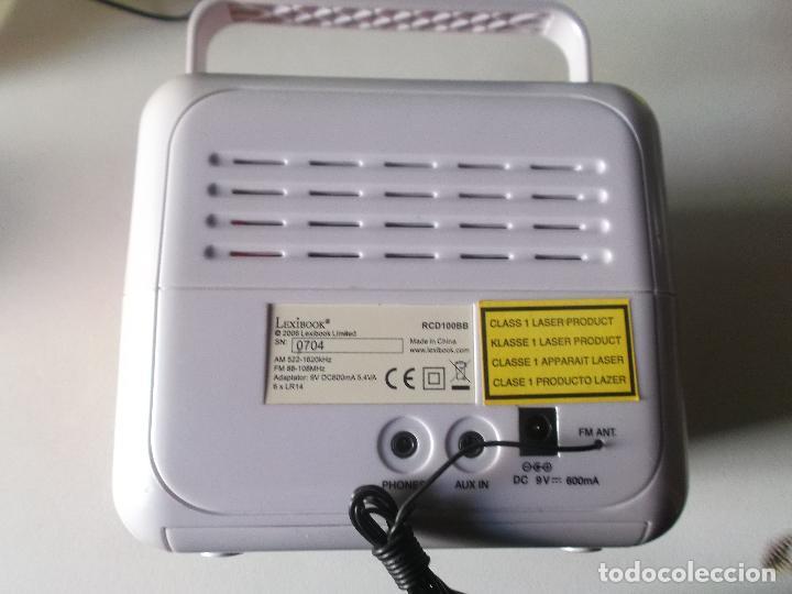 Radios antiguas: BARBIE, RADIO CD BARBIE, REVISAR - Foto 11 - 107788843