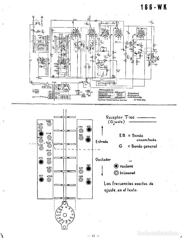 Radios antiguas: TELEFUNKEN IBERICA - INFOMACION PARA TALLERES + ANEXO EN CD ARCHIVOS PDF - Foto 6 - 236234575