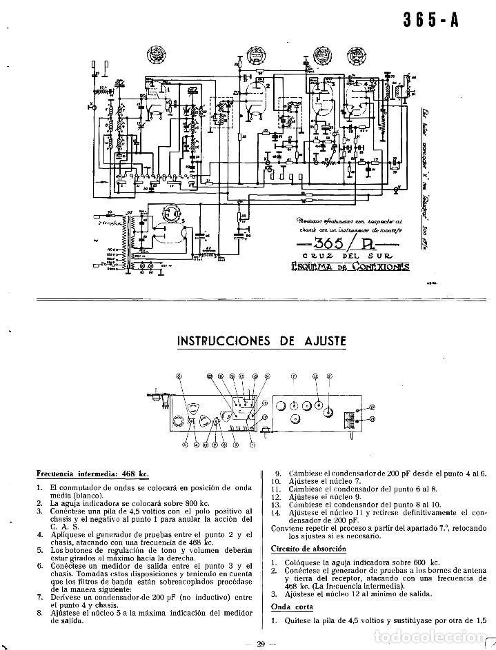 Radios antiguas: TELEFUNKEN IBERICA - INFOMACION PARA TALLERES + ANEXO EN CD ARCHIVOS PDF - Foto 7 - 236234575