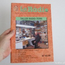 Radios antiguas: LA RADIO DE EPOCA NUMERO 95 , 96 ASOCIACION ACAR . Lote 112894327