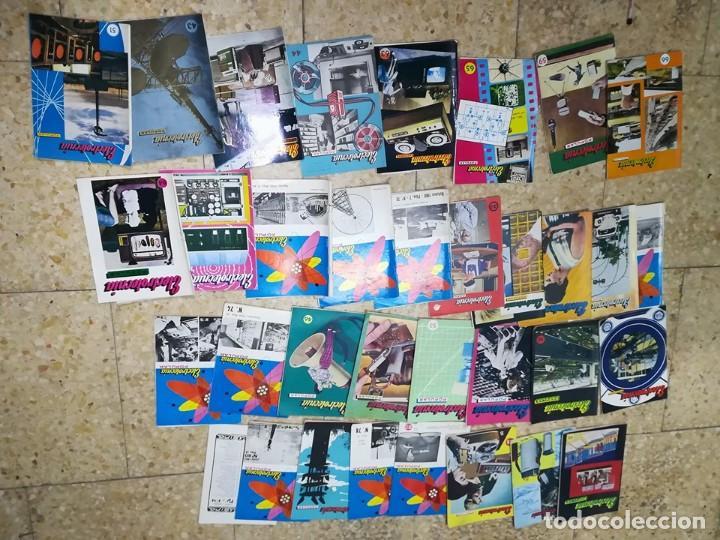 LOTE 34 REVISTA ELECTROTECNIA (Radios, Gramófonos, Grabadoras y Otros - Catálogos, Publicidad y Libros de Radio)