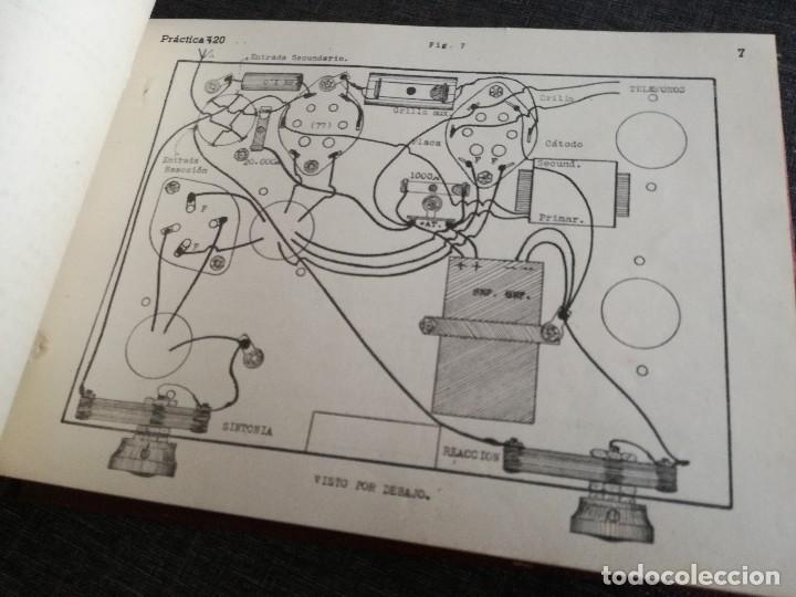 Radios antiguas: CURSO DE RADIO, FERNANDO MAYMÓ (ESCUELA RADIO BARCELONA MADRID) - Foto 11 - 117395639
