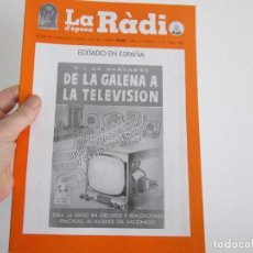 Radios antiguas: LA RADIO DE EPOCA PRIMERA EPOCA NUMERO 29 ASOCIACION ACAR. Lote 117710371