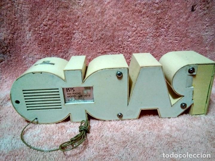 Radios antiguas: ANTIGUA Y RARA RADIO PUBLICIDAD DE AVON - Foto 2 - 118395795