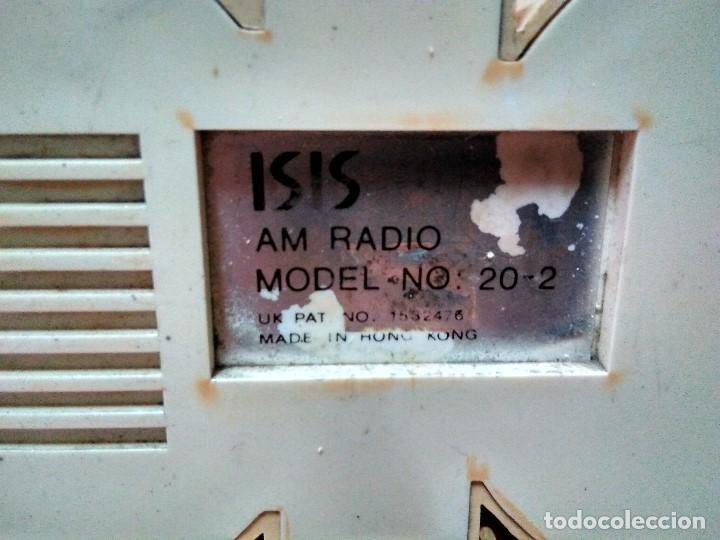 Radios antiguas: ANTIGUA Y RARA RADIO PUBLICIDAD DE AVON - Foto 5 - 118395795