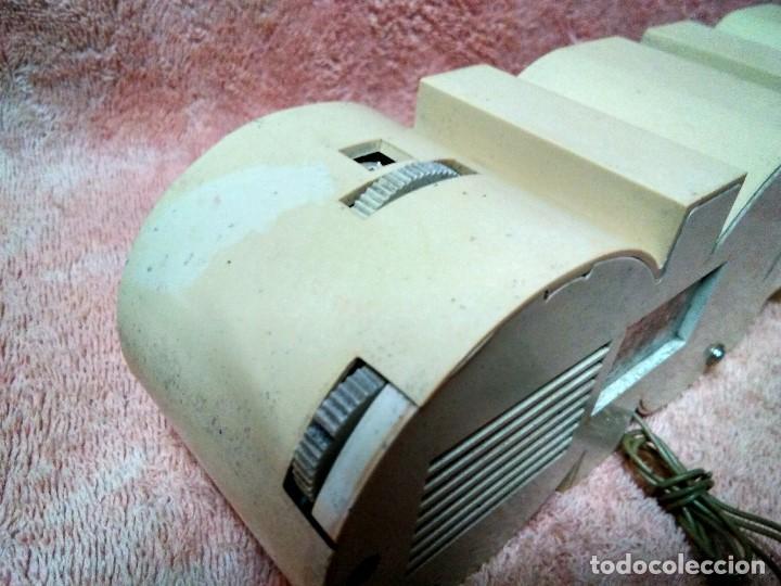 Radios antiguas: ANTIGUA Y RARA RADIO PUBLICIDAD DE AVON - Foto 7 - 118395795