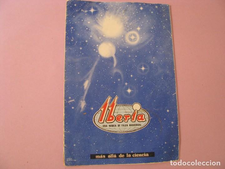 CATALOGO RADIOS Y TELEVISIONES IBERIA. AÑOS 60. (Radios, Gramófonos, Grabadoras y Otros - Catálogos, Publicidad y Libros de Radio)