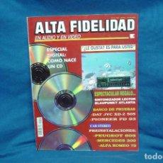 Radios antiguas: ALTA FIDELIDAD Nº 10 AÑO 1991. Lote 122386875